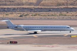 キャスバルさんが、フェニックス・スカイハーバー国際空港で撮影したメサ・エアラインズ CL-600-2D24 Regional Jet CRJ-900ERの航空フォト(飛行機 写真・画像)