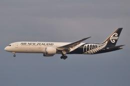 Flying A340さんが、成田国際空港で撮影したニュージーランド航空 787-9の航空フォト(飛行機 写真・画像)