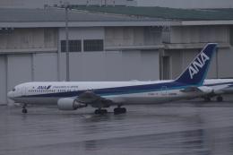 Mr.boneさんが、羽田空港で撮影した全日空 767-381/ERの航空フォト(飛行機 写真・画像)