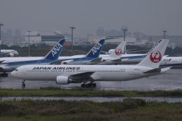 Mr.boneさんが、羽田空港で撮影した日本航空 767-346/ERの航空フォト(飛行機 写真・画像)