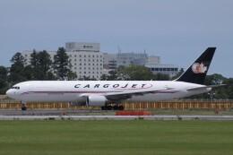 Mr.boneさんが、成田国際空港で撮影したカーゴジェット・エアウェイズ 767-306/ER-BDSFの航空フォト(飛行機 写真・画像)