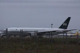 Mr.boneさんが、成田国際空港で撮影したパキスタン国際航空 777-2Q8/ERの航空フォト(飛行機 写真・画像)