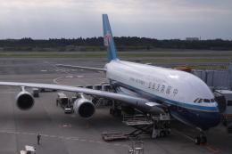 Mr.boneさんが、成田国際空港で撮影した中国南方航空 A380-841の航空フォト(飛行機 写真・画像)