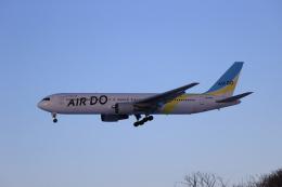 Tomochanさんが、函館空港で撮影したAIR DO 767-33A/ERの航空フォト(飛行機 写真・画像)