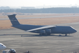 JA8037さんが、横田基地で撮影したアメリカ空軍 C-5M Super Galaxyの航空フォト(飛行機 写真・画像)
