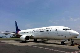 sonnyさんが、スカルノハッタ国際空港で撮影したスリウィジャヤ航空 737-8Q8の航空フォト(飛行機 写真・画像)