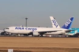 Hiro-hiroさんが、成田国際空港で撮影した全日空 767-381F/ERの航空フォト(飛行機 写真・画像)