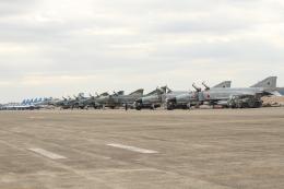 G-BNLYさんが、茨城空港で撮影した航空自衛隊 F-4EJ Phantom IIの航空フォト(飛行機 写真・画像)