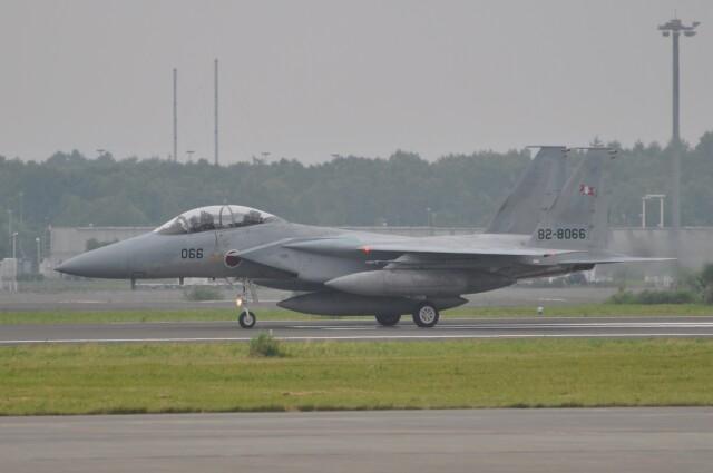 Flying A340さんが、千歳基地で撮影した航空自衛隊 F-15DJ Eagleの航空フォト(飛行機 写真・画像)