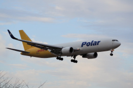 飛行機ゆうちゃんさんが、成田国際空港で撮影したポーラーエアカーゴ 767-3JHF(ER)の航空フォト(飛行機 写真・画像)