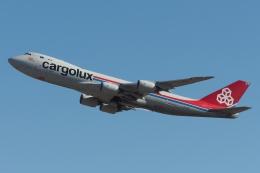 成田国際空港 - Narita International Airport [NRT/RJAA]で撮影されたカーゴルクス - Cargolux [CV/CLX]の航空機写真