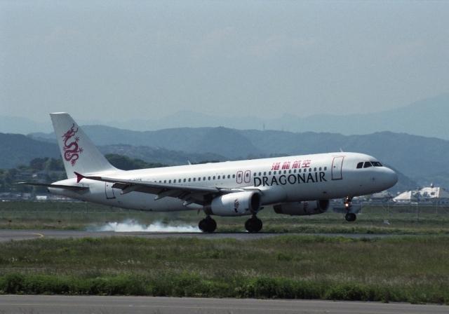 元青森人さんが、仙台空港で撮影した香港ドラゴン航空 A320-231の航空フォト(飛行機 写真・画像)