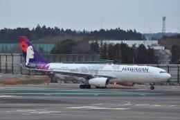 Flying A340さんが、成田国際空港で撮影したハワイアン航空 A330-243の航空フォト(飛行機 写真・画像)
