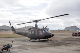 平凡なおっちゃんさんが、岐阜基地で撮影した陸上自衛隊 UH-1Jの航空フォト(飛行機 写真・画像)