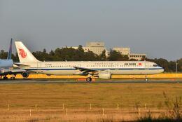 ポン太さんが、成田国際空港で撮影した中国国際航空 A321-213の航空フォト(飛行機 写真・画像)