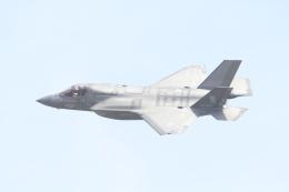 TAK_HND_NRTさんが、岩国空港で撮影したアメリカ海兵隊 F-35B Lightning IIの航空フォト(飛行機 写真・画像)