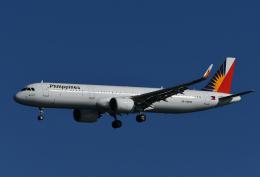 チャーリーマイクさんが、羽田空港で撮影したフィリピン航空 A321-271Nの航空フォト(飛行機 写真・画像)