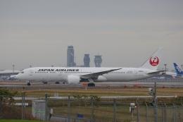 OS52さんが、成田国際空港で撮影した日本航空 787-9の航空フォト(飛行機 写真・画像)