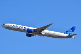 チョロ太さんが、成田国際空港で撮影したユナイテッド航空 777-322/ERの航空フォト(飛行機 写真・画像)