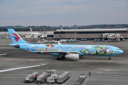 チョロ太さんが、成田国際空港で撮影した中国東方航空 A330-343Xの航空フォト(飛行機 写真・画像)