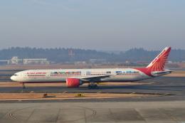 チョロ太さんが、成田国際空港で撮影したエア・インディア 777-337/ERの航空フォト(飛行機 写真・画像)
