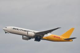 チョロ太さんが、成田国際空港で撮影したサザン・エア 777-FZBの航空フォト(飛行機 写真・画像)