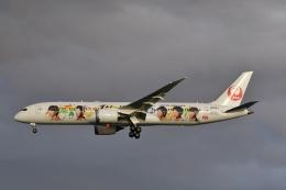 チョロ太さんが、羽田空港で撮影した日本航空 787-9の航空フォト(飛行機 写真・画像)