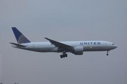 OS52さんが、成田国際空港で撮影したユナイテッド航空 777-222/ERの航空フォト(飛行機 写真・画像)