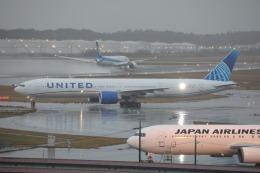 OS52さんが、成田国際空港で撮影したユナイテッド航空 777-322/ERの航空フォト(飛行機 写真・画像)