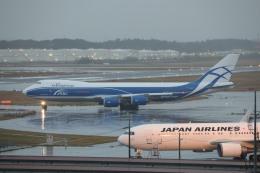 OS52さんが、成田国際空港で撮影したエアブリッジ・カーゴ・エアラインズ 747-8HVF(SCD)の航空フォト(飛行機 写真・画像)