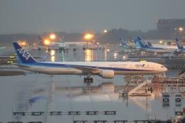 OS52さんが、成田国際空港で撮影した全日空 777-381/ERの航空フォト(飛行機 写真・画像)