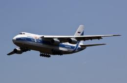 MOHICANさんが、成田国際空港で撮影したヴォルガ・ドニエプル航空 An-124-100 Ruslanの航空フォト(飛行機 写真・画像)