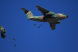 jackassさんが、習志野演習場で撮影した航空自衛隊 C-1の航空フォト(飛行機 写真・画像)