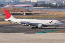 kinsanさんが、羽田空港で撮影した日本航空 A300B4-622Rの航空フォト(飛行機 写真・画像)