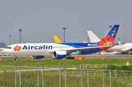 Flying A340さんが、成田国際空港で撮影したエアカラン A330-941の航空フォト(飛行機 写真・画像)