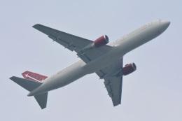 SKY☆101さんが、横田基地で撮影したオムニエアインターナショナル 767-3Q8/ERの航空フォト(飛行機 写真・画像)