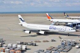 kotaちゃんさんが、中部国際空港で撮影したフィンエアー A340-313Xの航空フォト(飛行機 写真・画像)