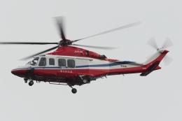 木人さんが、成田国際空港で撮影した埼玉県防災航空隊 AW139の航空フォト(飛行機 写真・画像)