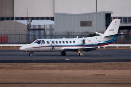 simokさんが、伊丹空港で撮影した朝日新聞社 560 Citation Encoreの航空フォト(飛行機 写真・画像)