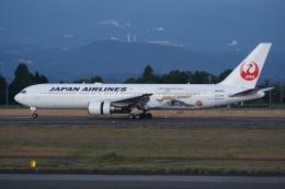 HEATHROWさんが、鹿児島空港で撮影した日本航空 767-346/ERの航空フォト(飛行機 写真・画像)