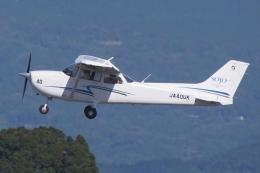 HEATHROWさんが、鹿児島空港で撮影した崇城大学 172S Skyhawk SPの航空フォト(飛行機 写真・画像)