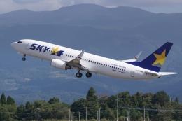 航空フォト:JA73NC スカイマーク 737-800