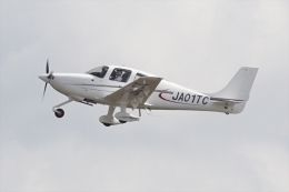 HEATHROWさんが、鹿児島空港で撮影したジャパン・ジェネラル・アビエーション・サービス SR20の航空フォト(飛行機 写真・画像)