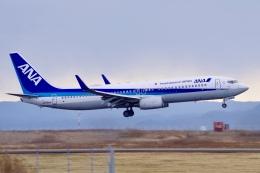 katsuura.Dさんが、徳島空港で撮影した全日空 737-881の航空フォト(飛行機 写真・画像)