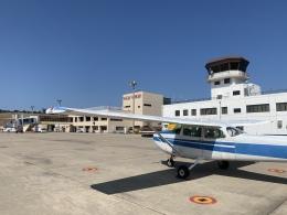 hiropochi_172さんが、石見空港で撮影した日本法人所有 172NATの航空フォト(飛行機 写真・画像)