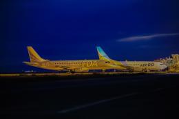 rokko2000さんが、神戸空港で撮影したフジドリームエアラインズ ERJ-170-200 (ERJ-175STD)の航空フォト(飛行機 写真・画像)