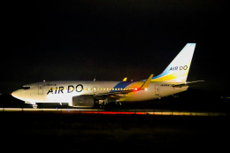 rokko2000さんが、神戸空港で撮影したAIR DO 737-781の航空フォト(飛行機 写真・画像)
