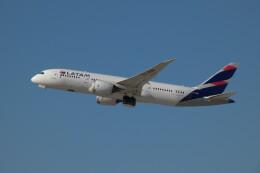 G-BNLYさんが、ロサンゼルス国際空港で撮影したラン航空 787-8 Dreamlinerの航空フォト(飛行機 写真・画像)