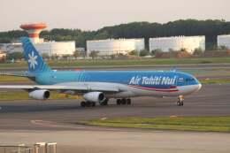 G-BNLYさんが、成田国際空港で撮影したエア・タヒチ・ヌイ A340-313Xの航空フォト(飛行機 写真・画像)