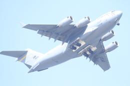 TAK_HND_NRTさんが、岩国空港で撮影したアメリカ空軍 C-17A Globemaster IIIの航空フォト(飛行機 写真・画像)